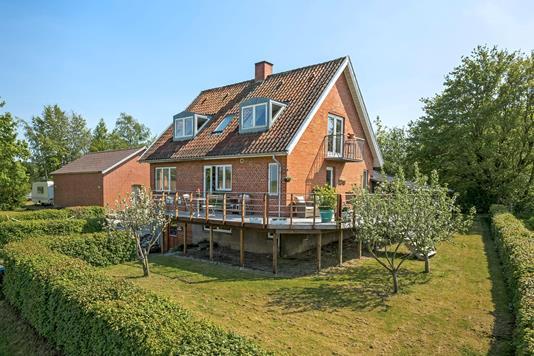 Villa på Kraghøjvej i Juelsminde - Ejendommen