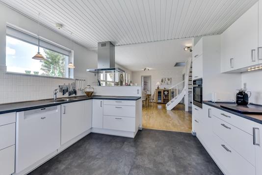 Villa på Jadevej i Horsens - Køkken