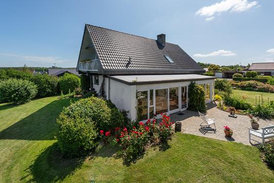 Villa på Jadevej i Horsens - Ejendommen
