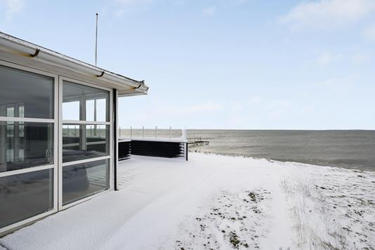 Fritidsbolig på Bjørnsknudevej i Juelsminde - Ejendommen