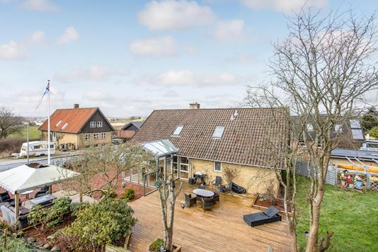 Villa på Ulfeldtsvej i Horsens - Ejendommen