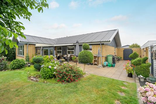 Villa på Østerhåbsvej i Horsens - Ejendommen