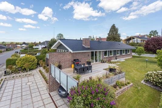 Villa på Kingosvej i Horsens - Ejendommen