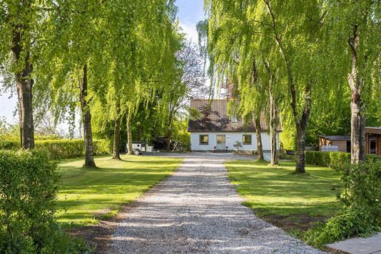 Villa på Nygaardsvej i Skanderborg - Ejendommen