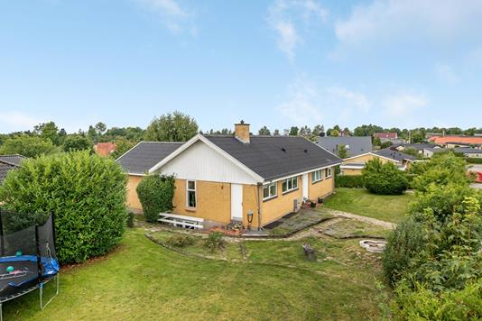 Villa på Skovvej i Horsens - Ejendommen