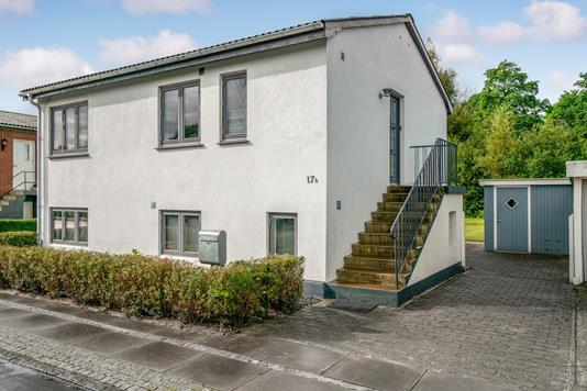 Villa på Kyradservej i Horsens - Ejendommen