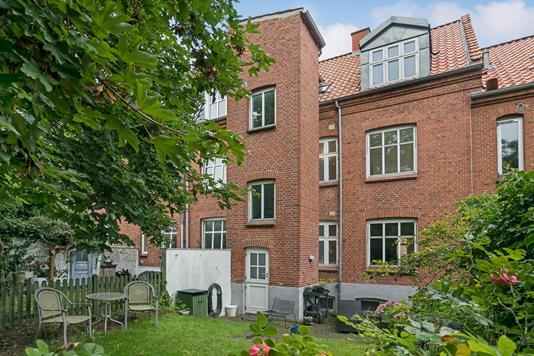 Villa på Emil Bojsens Gade i Horsens - Ejendommen