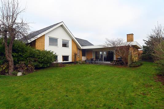 Villa på Hovmarksvej i Horsens - Facade