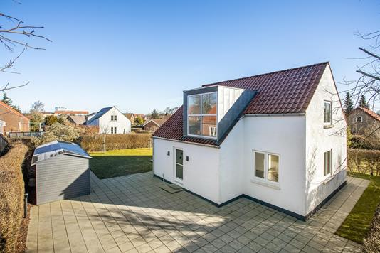 Villa på Gl Næssevej i Horsens - Ejendommen