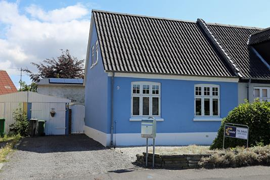 Villa på Smedegårdsvej i Rønne - Andet