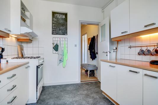 Ejerlejlighed på Samsøgade i Aalborg - Andet