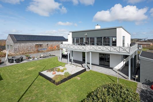 Villa på Sifhøj i Svenstrup J - Ejendommen