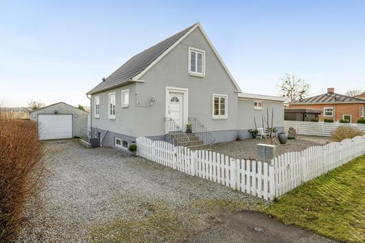 Villa på Solskrænten i Svenstrup J - Ejendommen