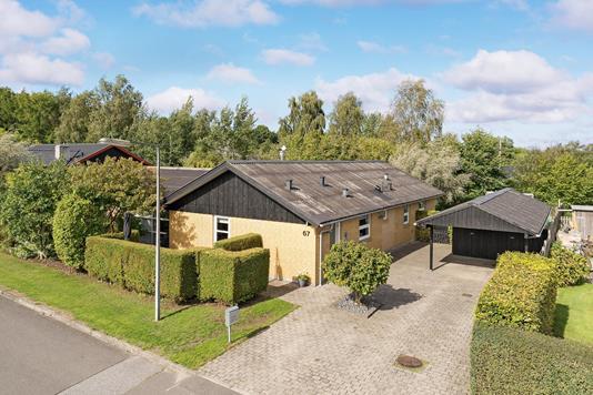 Villa på Offerlunden i Svenstrup J - Ejendommen