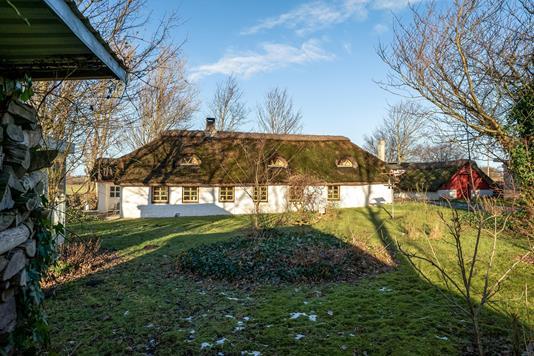 Villa på Lille Volstrupvej i Svenstrup J - Ejendommen