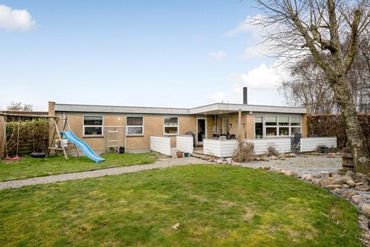 Villa på Æblehaven i Svenstrup J - Ejendommen