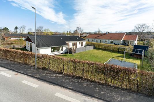Villa på Nordøstvej i Svenstrup J - Ejendommen