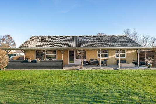 Villa på Bavnehøj i Egtved - Ejendommen