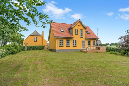 Villa på Nyhavevej i Lunderskov - Ejendommen