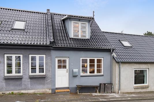 Villa på Kikkenborgvej i Kolding - Ejendommen