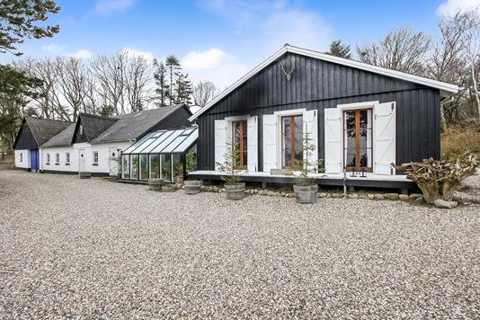 Landejendom på Hesselvej i Farsø - Andet