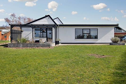Villa på Gamskærvej i Højslev - Ejendommen