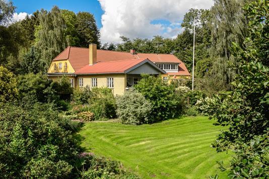 Villa på Krovej i Rødkærsbro - Ejendommen