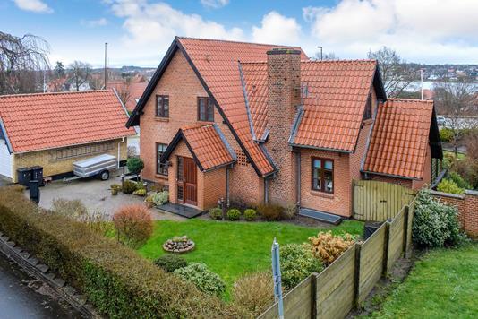 Villa på Sct. Ibs Gade i Viborg - Ejendommen