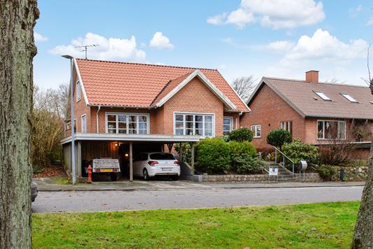 Villa på Chr. Winthers Vej i Viborg - Ejendommen