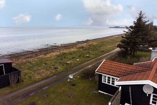 Fritidsbolig på Sandvigvej i Lundby - Havudsigt