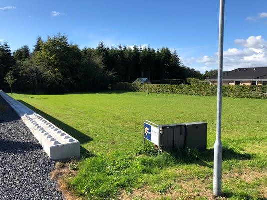 Helårsgrund på Ravnstoft i Haderslev - Andet
