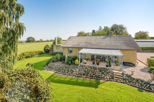 Villa på Sønderballe Hoved i Haderslev - Ejendommen