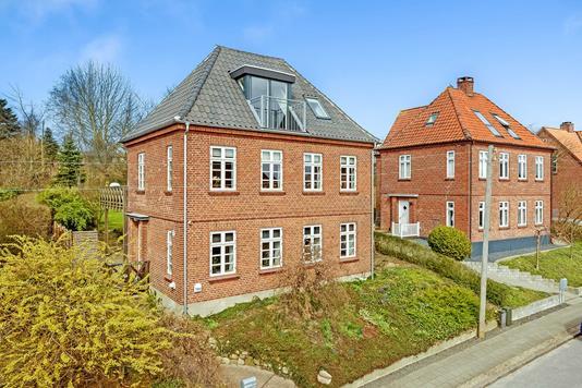Villa på Bakkevej i Haderslev - Ejendommen
