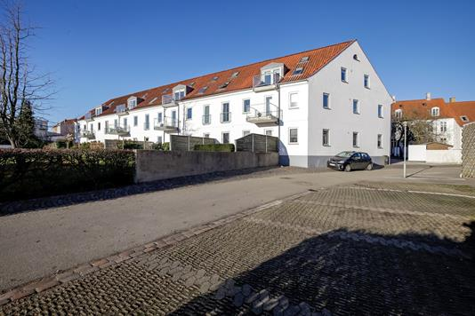 Ejerlejlighed på Gammel Brandvej i Haderslev - Ejendommen