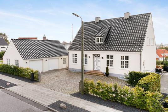 Villa på Hiort Lorenzens Vej i Haderslev - Andet