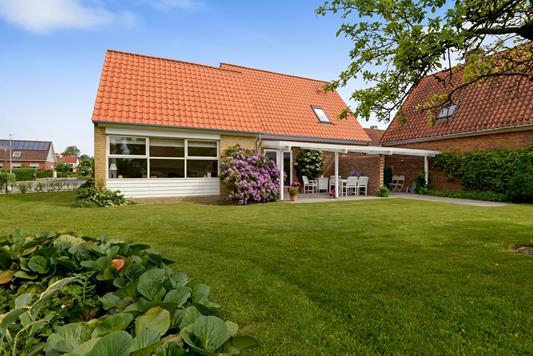 Villa på Humlevænget i Haderslev - Ejendommen