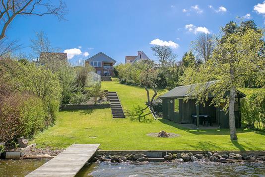 Villa på Erlevvej i Haderslev - Udendørs