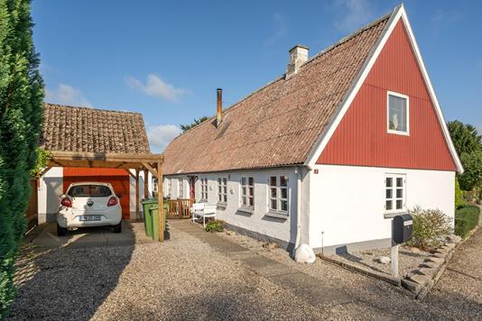 Villa på Løjt Gildegade i Aabenraa - Ejendommen