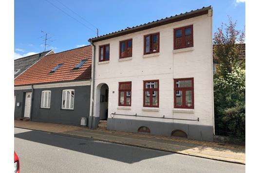 Villa på Slagtergade i Haderslev - Andet