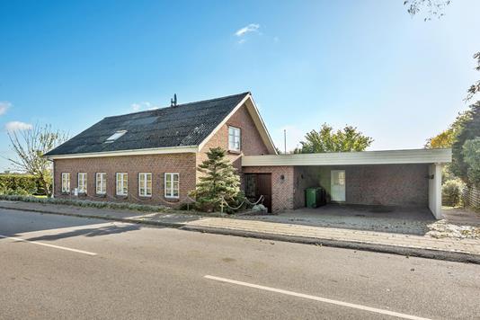 Villa på Aastrup Alle i Haderslev - Ejendommen