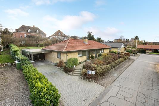 Villa på Damvænget i Haderslev - Ejendommen