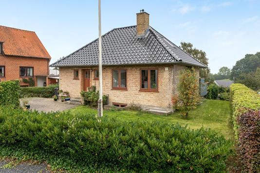 Villa på Egevej i Haderslev - Ejendommen