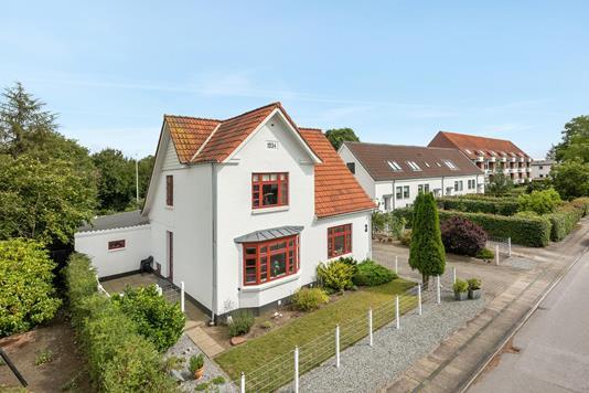 Villa på Vestervang i Vojens - Ejendommen