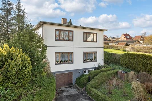 Villa på Virkelystvej i Haderslev - Ejendommen