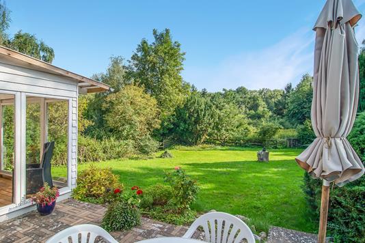 Villa på Pæremosevej i Ballerup - Terrasse