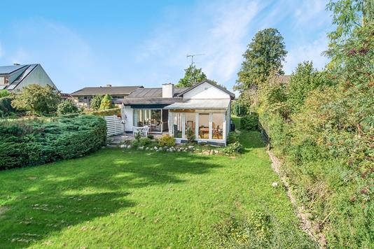 Villa på Pæremosevej i Ballerup - Have