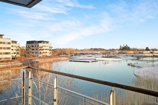 Ejerlejlighed på Bækholmen i Måløv - Udsigt