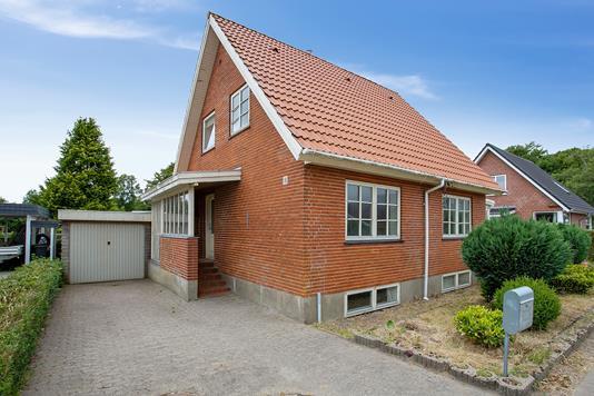 Villa på Østergade i Gørding - Ejendommen