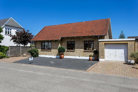 Villa på Fengers Alle i Bramming - Facade
