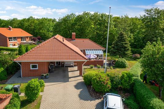Villa på Tørreladen i Bramming - Andet
